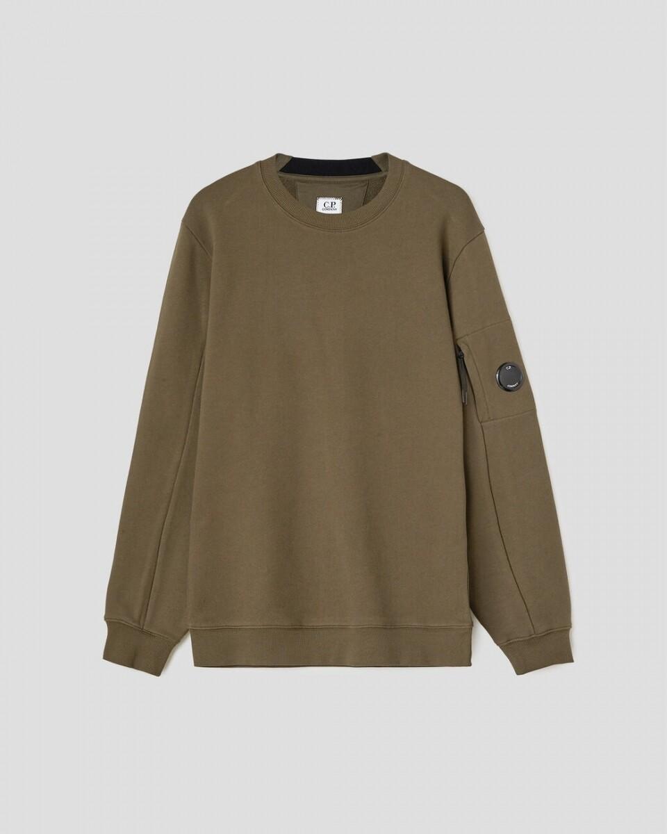 Cp Company   Sweatshirt   09CMSS039A 005086W groen