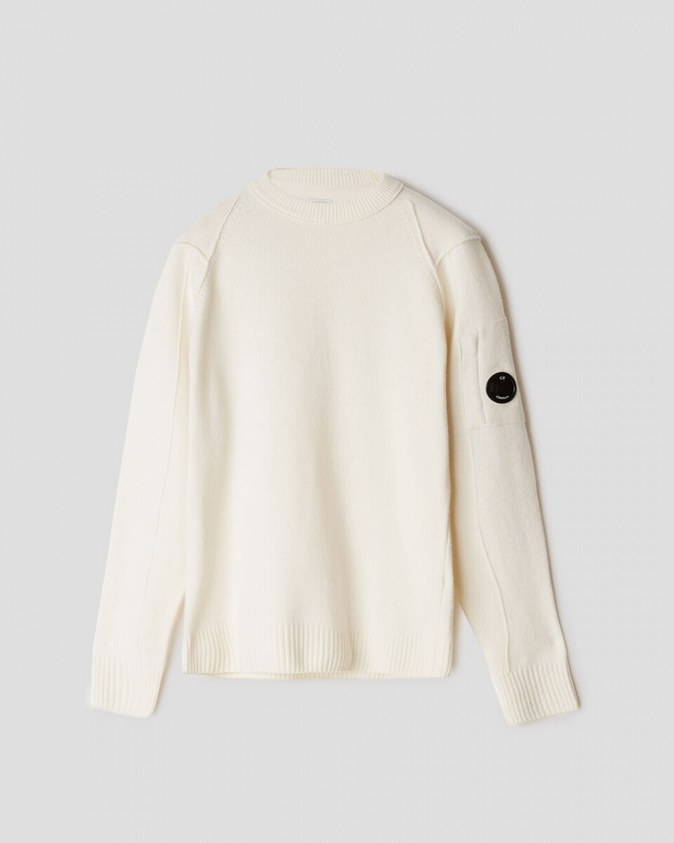 Cp Company | Pullover | 09CMKN111A 005504A wit