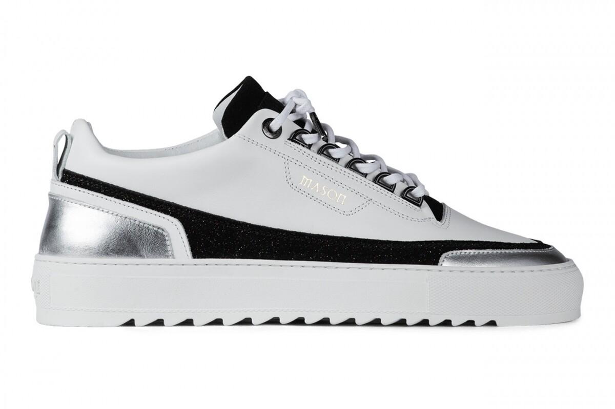 Mason Garments   Schoenen   SS20 FIRENZE zilver