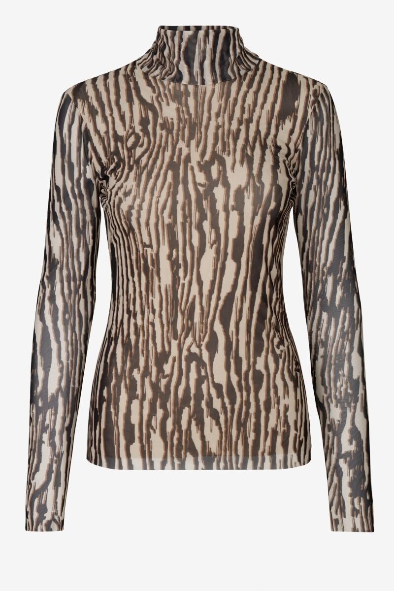 Baum und Pferdgarten blouse