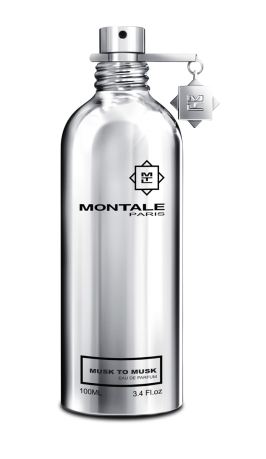 Montale | Musk To Musk | 1128 Musk To Musk zilver
