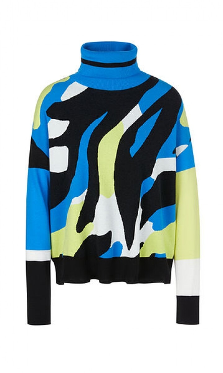 Marccain   Pullover   PS 41.34 M24 blauw