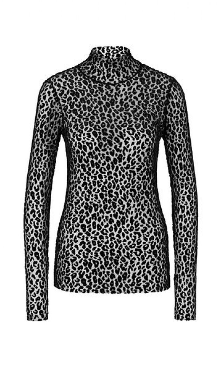 Marccain | T-Shirt | PS 48.35 J35 zwart