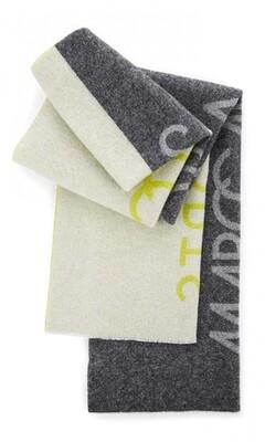 Marccain   Sjaal    PS B4.10 Z24 geel