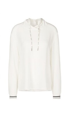 Marccain | Blouseshirt | PS 55.02 W07 wit