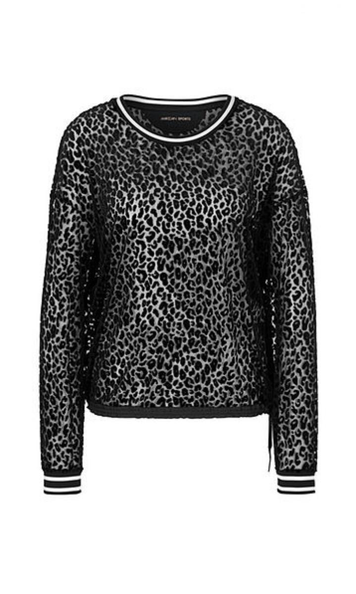 Marccain   Shirt    PS 48.33 J35 zwart