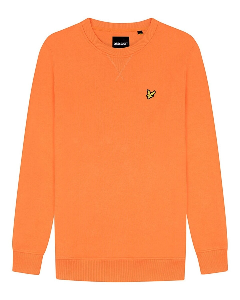 Lyle and Scott | Sweater | ML424VTR oranje