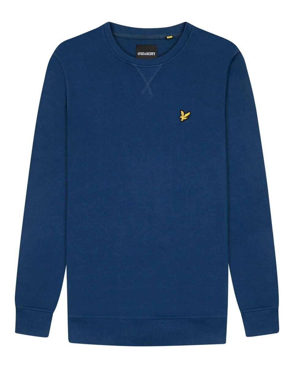 Lyle and Scott | Sweater | ML424VTR blauw