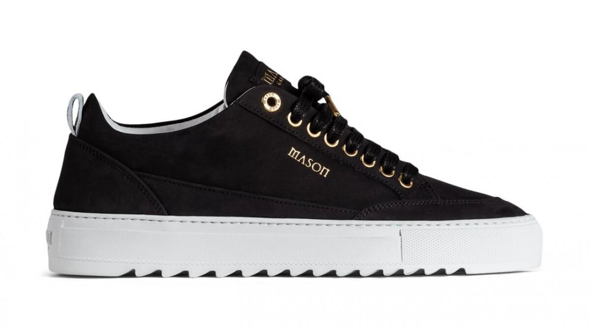Mason Garments | Schoenen | Sneaker TIA zwart