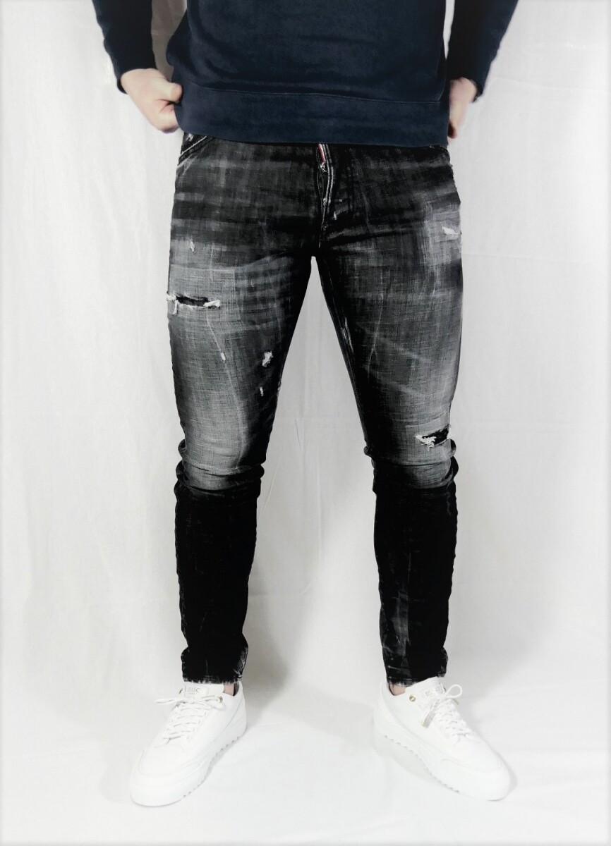 Dsquared2 | Jeans | S74LB0797 S30357 zwart