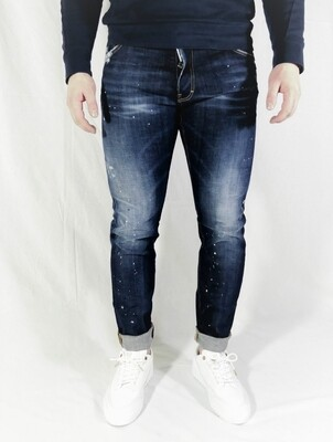 Dsquared2   Jeans   S74LB0768 S30342 blauw