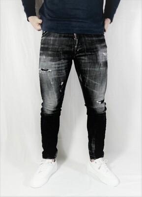 Dsquared2   Jeans   S74LB0797 S30357 zwart