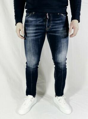 Dsquared2   Jeans   S71LB0786 S30342 blauw