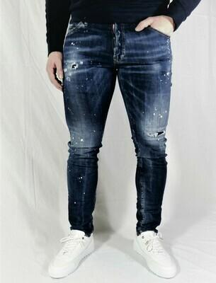 Dsquared2   Jeans   S71LB0773 S30342 blauw