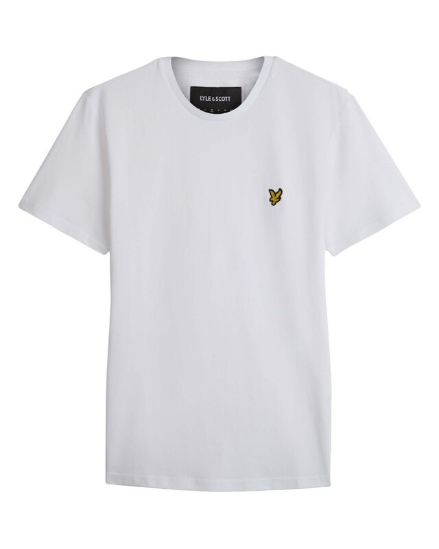 Lyle and Scott | T-Shirt | TS400V wit