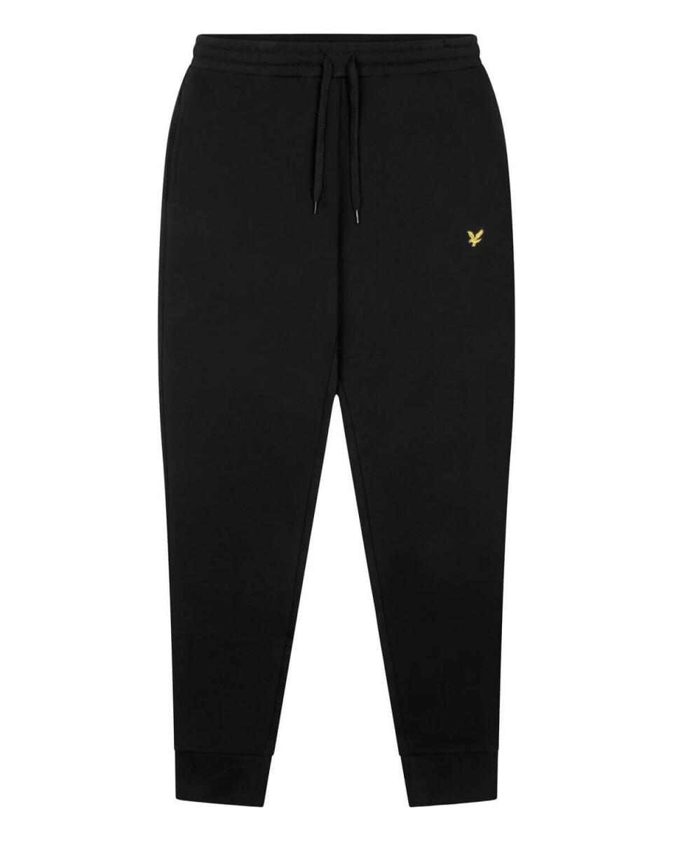 Lyle and Scott | Sweatpants | ML822VTR zwart