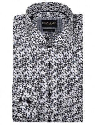 Cavallaro   Shirt   110205005 wit