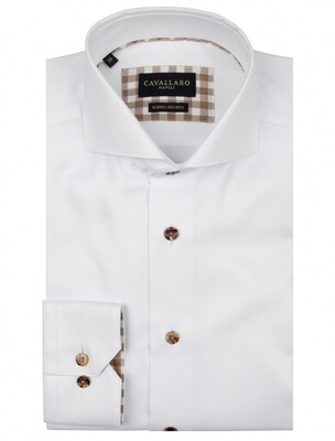 Cavallaro   Shirt   110205011 wit