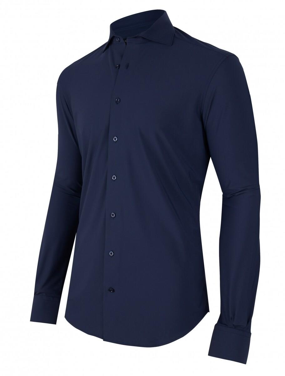 Cavallaro | Shirt | 110205044 navy