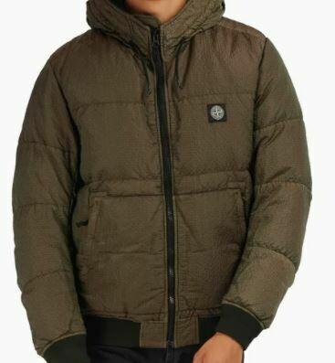 Stone Island   Jacket   711540223 bruin