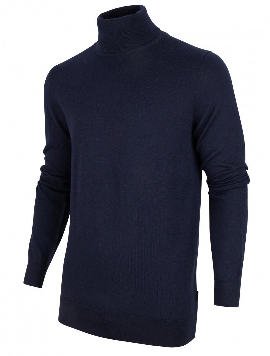 Cavallaro | Roll Neck | 118205002 blauw