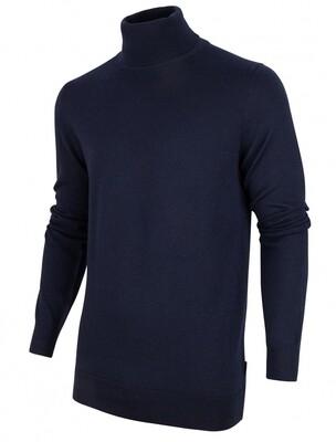 Cavallaro   Roll Neck   118205002 blauw