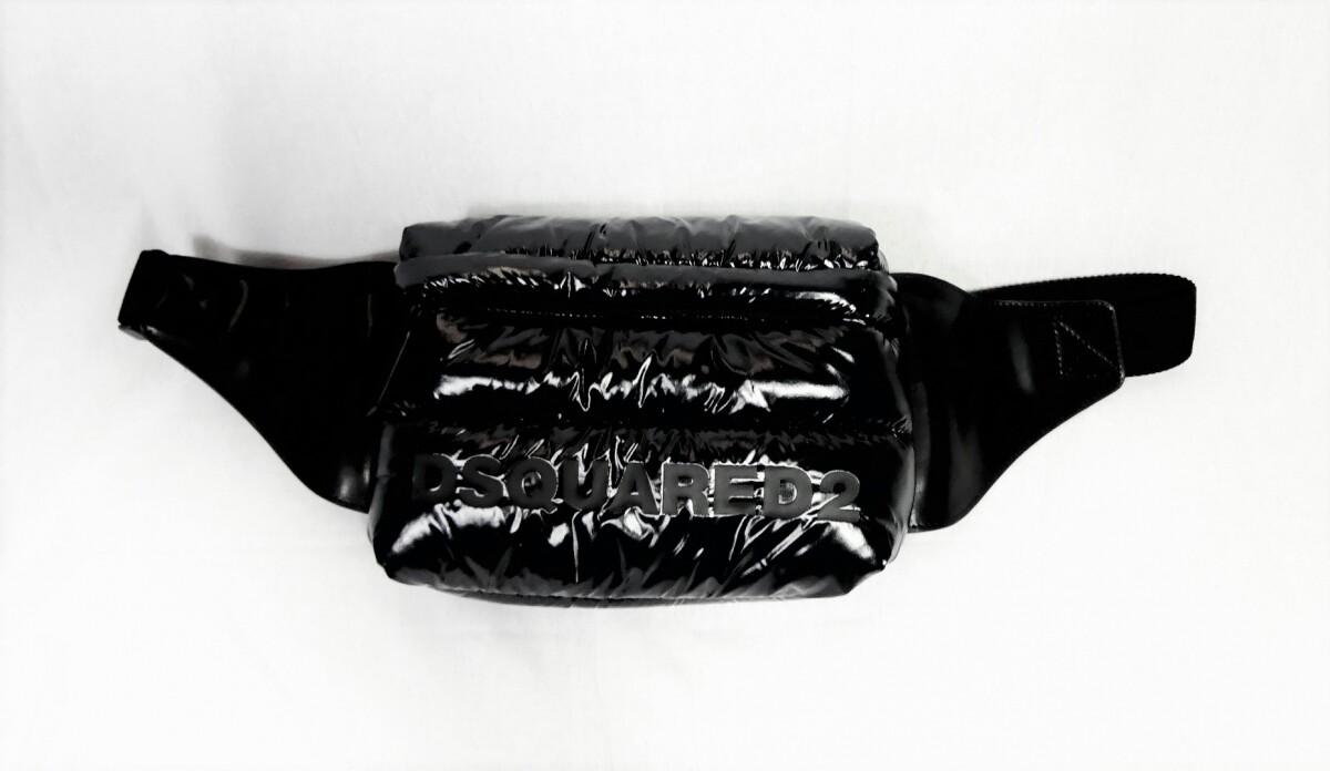 Dsquared2   Tas   BBM0010-11702380 zwart
