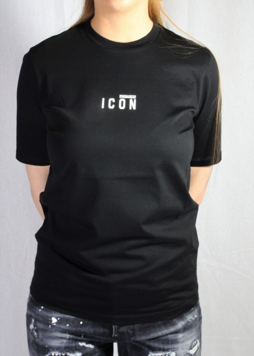 Dsquared2  T-shirt   S80GC009 S23009 zwart