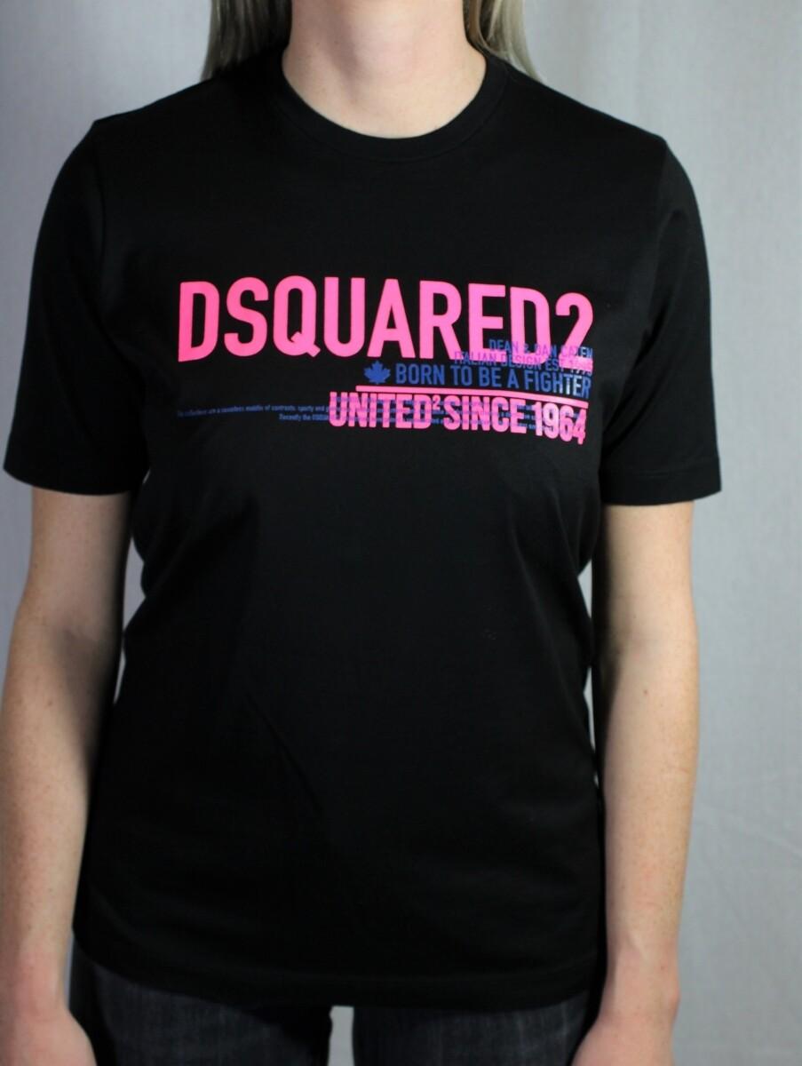 Dsquared2 | T-shirt | S72GD0246 S23009 zwart