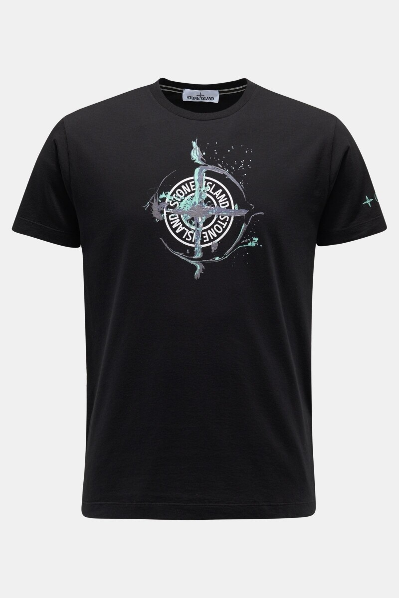 Stone Island | T-shirt | MO74152NS83 | zwart