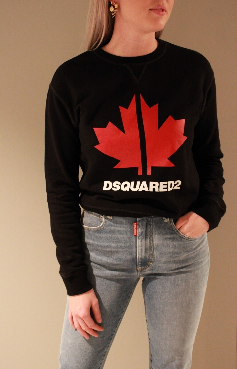 Dsquared2 | Sweater | S75GU0278S25042 zwart