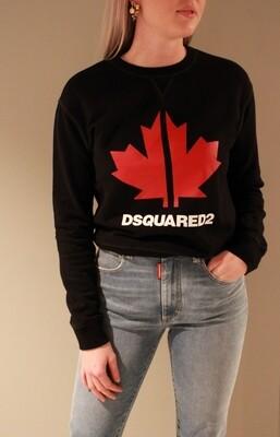 Dsquared2   Sweater   S75GU0278S25042 zwart