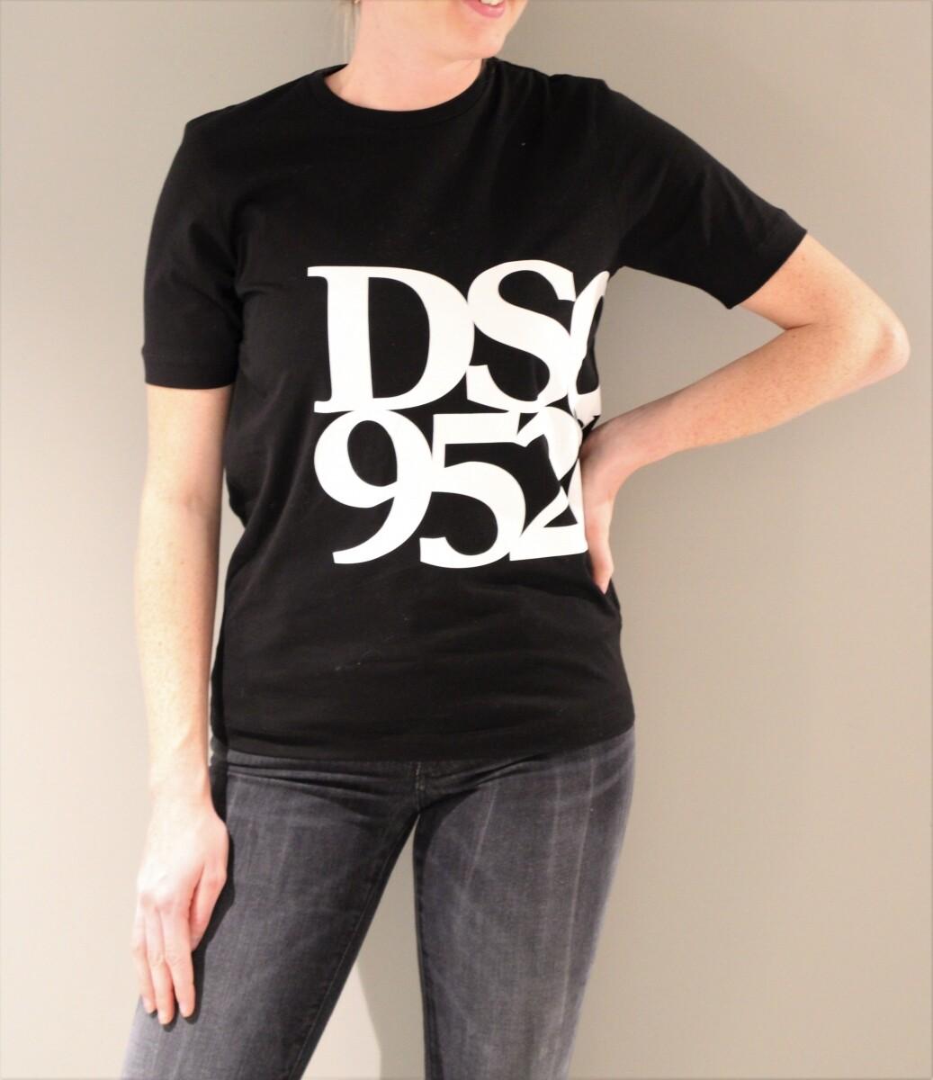Dsquared2 | T-shirt | S72GD0266 S23009 zwart