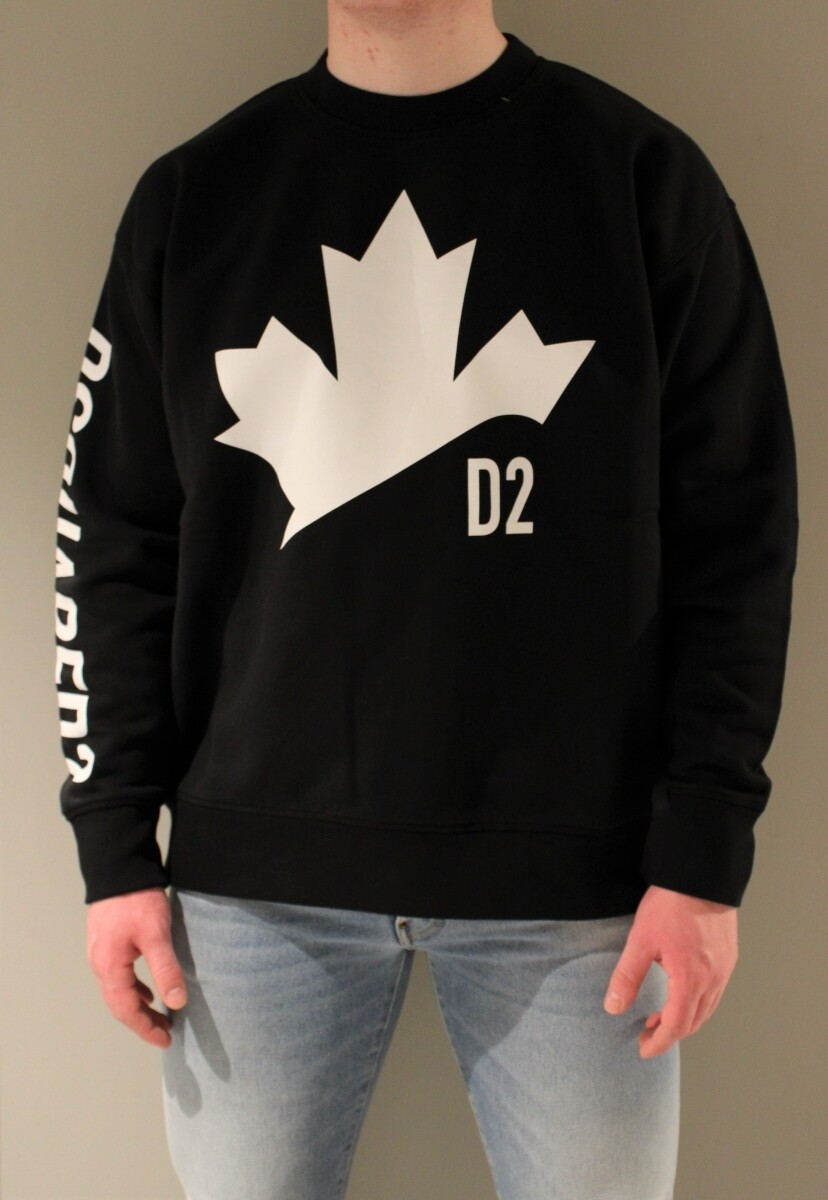 Dsquared2 | Sweater | S74GU0490 S25030 zwart