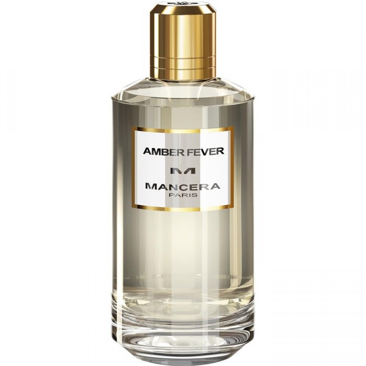 Mancera | Amber Fever 60ml | Parfum |10631 diversen