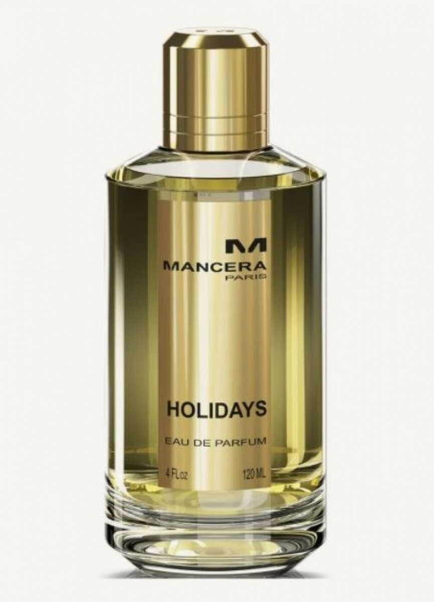 Mancera | Holidays 120ml | Parfum | 7716 diversen
