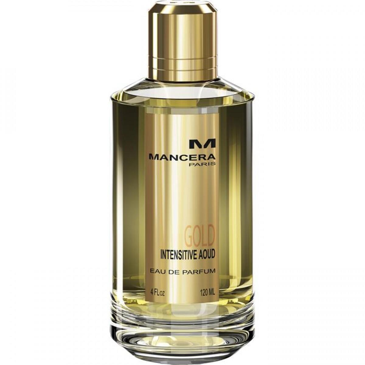 Mancera | Intensitive Aouds Gold | Parfum | 2013 diversen