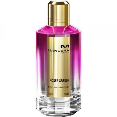 Mancera   Roses Greedy 120ml   Parfum  1268 diversen