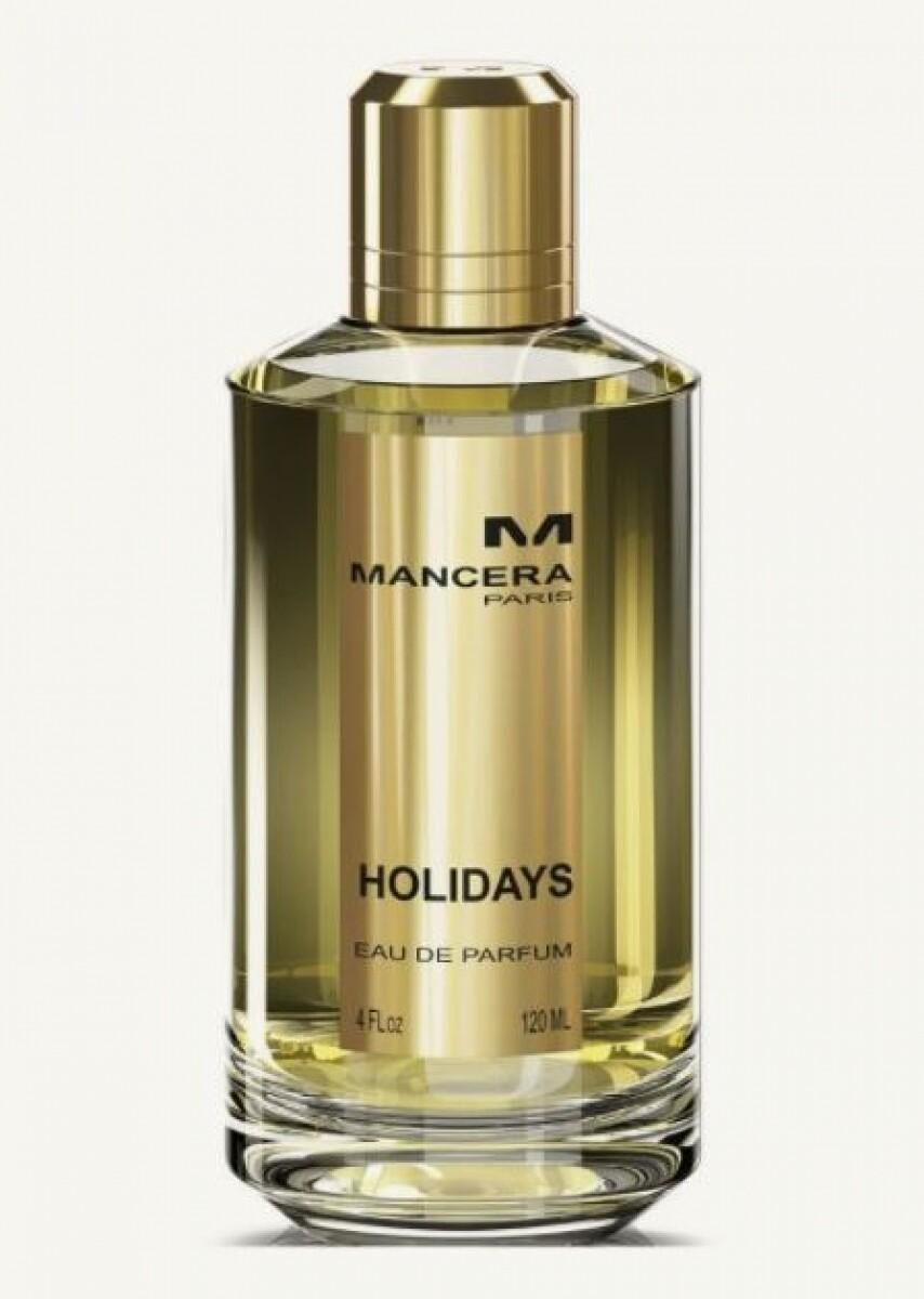 Mancera | Holidays 60ml | Parfum | 7715 diversen