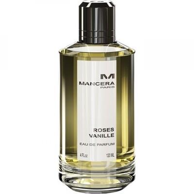 Mancera   Roses Vanilla 120ml   Parfum   1228 diversen