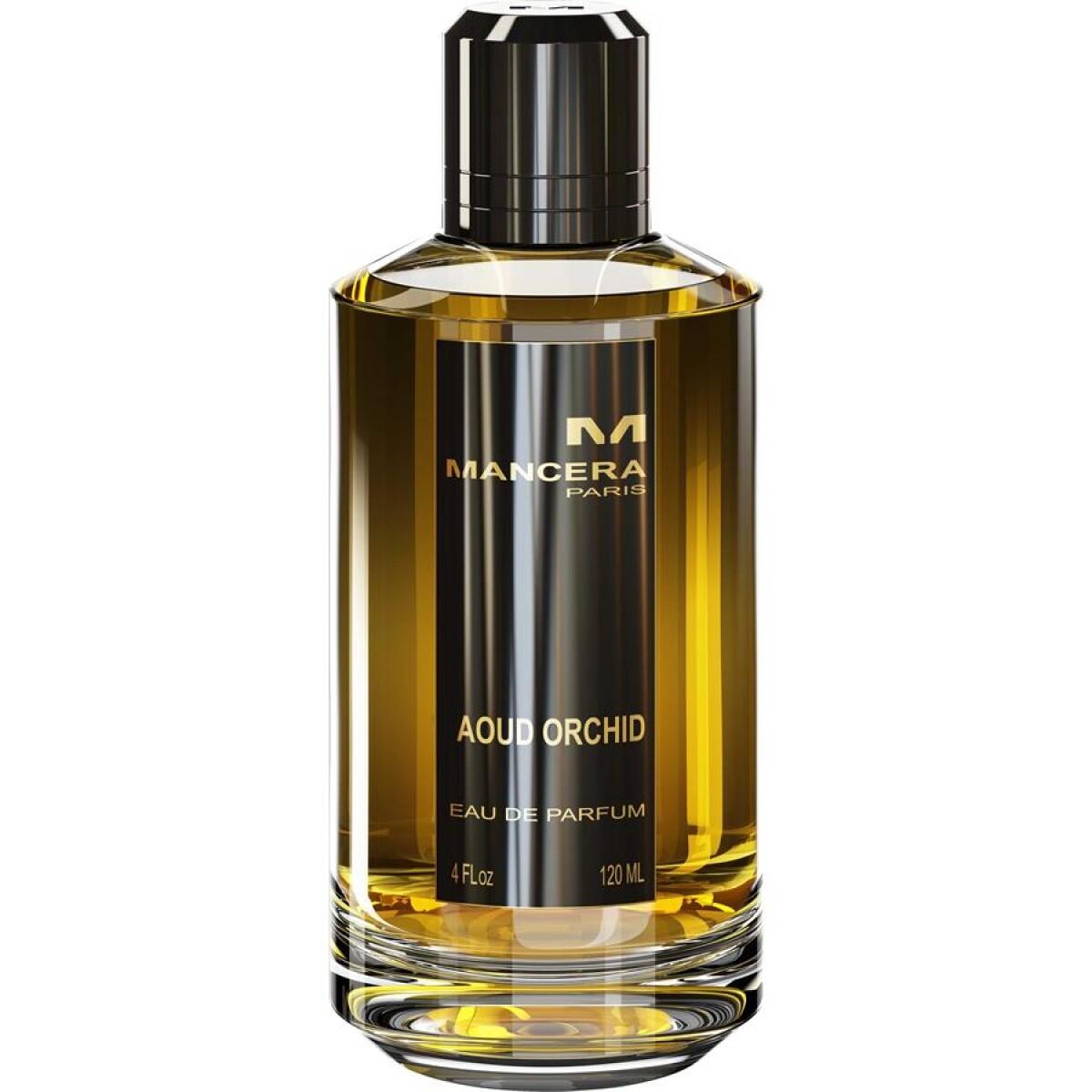 Mancera | Aoud Orchid 120ml | Parfum | 7702 diversen