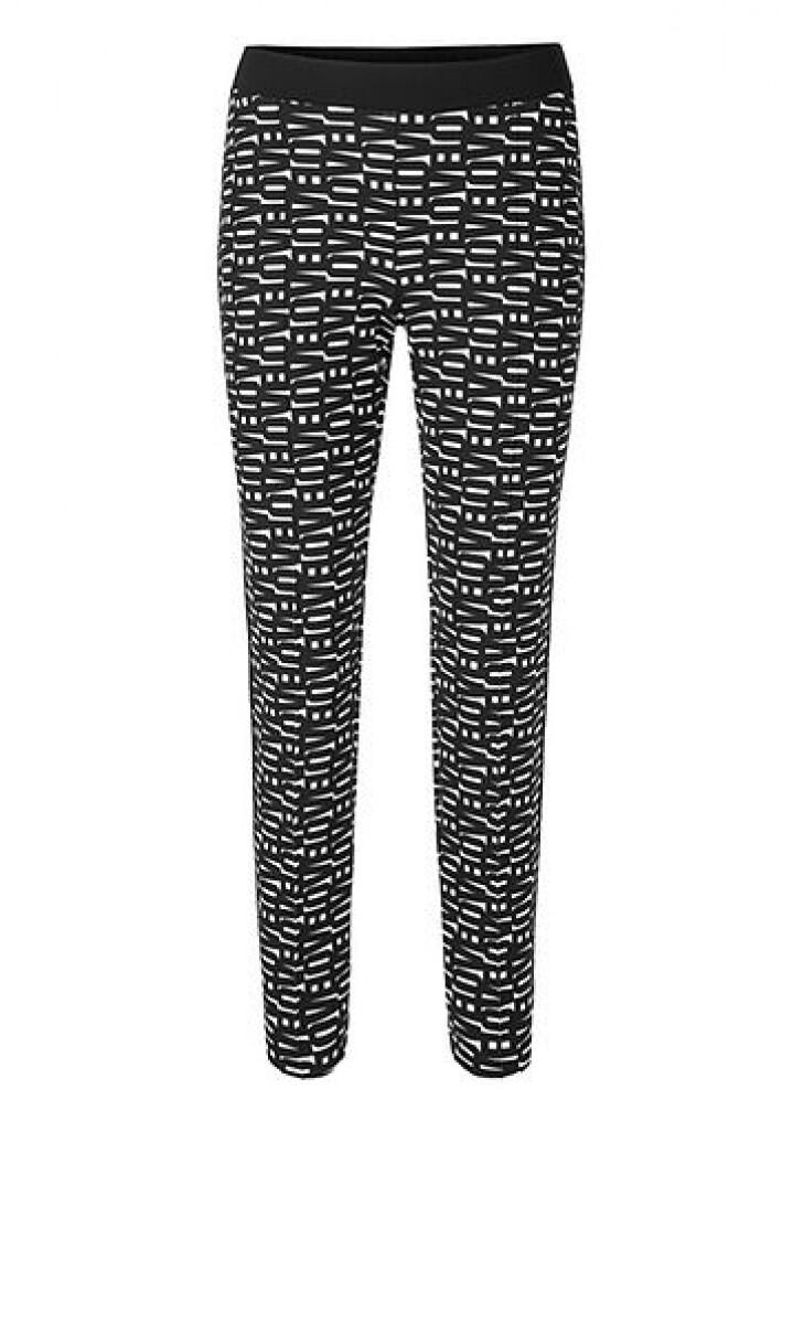 Marccain | Pantalon | QS 81.27 J35 print