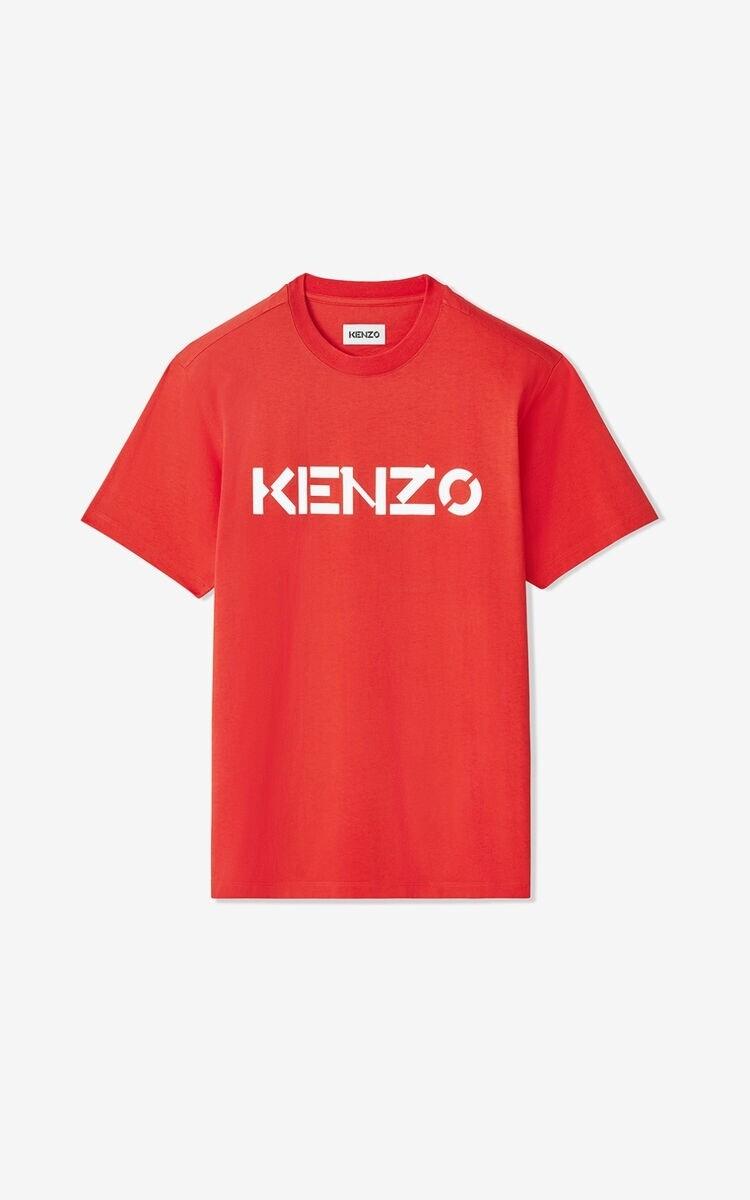 KENZO | T-Shirt | FA65TS0004SJ rood