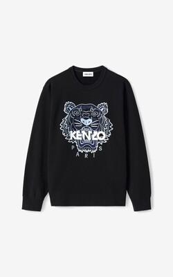 Kenzo   Sweater   FB52SW8244XA zwart