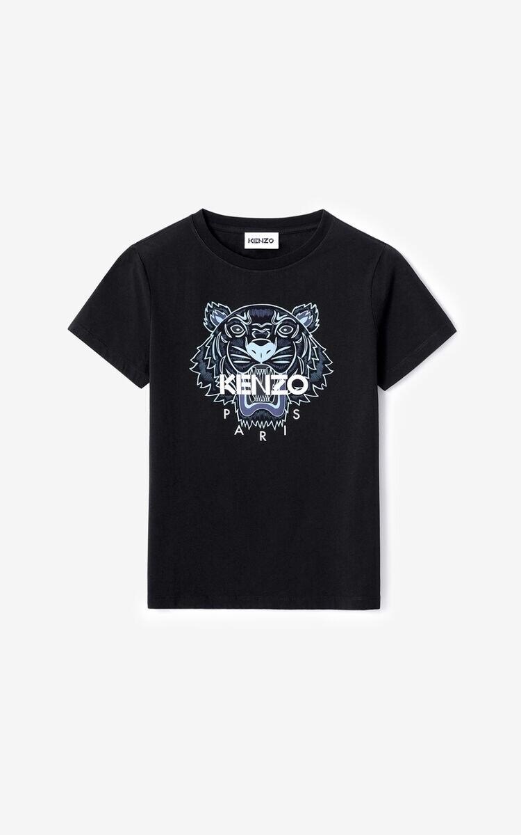 Kenzo | T-shirt | FB52TS8464YB zwart