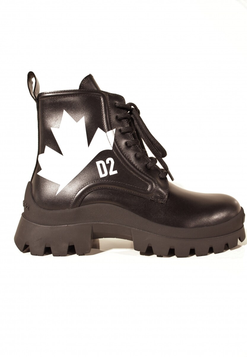 Dsquared2 | Boots | ABW0128 01503900 zwart