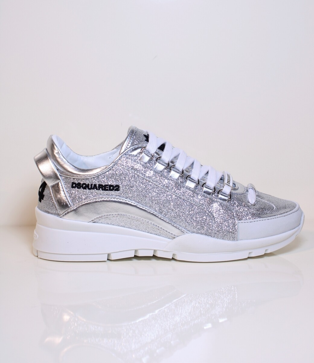 Dsquared2   Sneaker   SNW05050 29203796 zilver