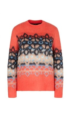 Marccain | Pullover | PC 41.75 M51 rood