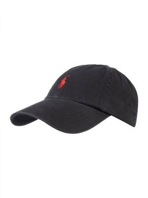Polo Ralph Lauren | Cap | 710548524 zwart