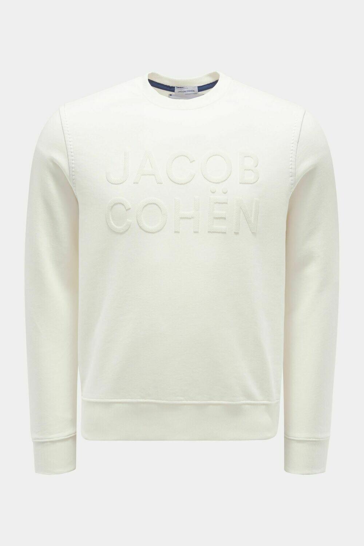 Jacob Cohën | Sweater | J4096 02201 L wit